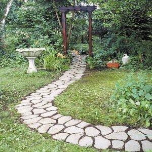 Pathmate do it yourself cobblestone look walkway molds d 2009050716240936411730 alt1 300x300